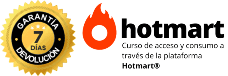 garantia de pago con hotmart
