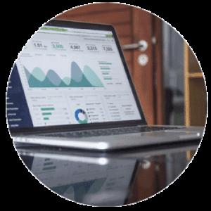 excel refleja los datos de forma eficiente con dashboard